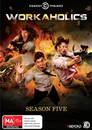 Workaholics - Season 5 | DVD