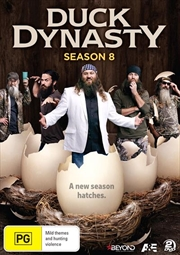 Duck Dynasty - Season 8 | DVD