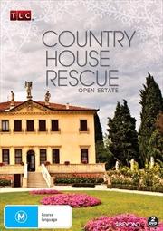 Country House Rescue - Open Estate | DVD
