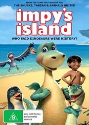 Impy's Island | DVD