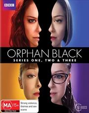 Orphan Black - Series 1-3 | Boxset