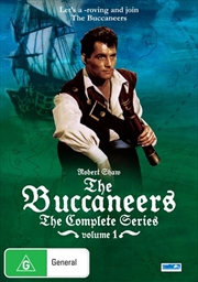Buccaneers - The Complete Series - Vol 1, The