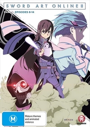 Sword Art Online 2 - Part 2 | DVD