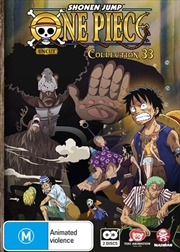 One Piece - Uncut - Collection 33 - Eps 397-409