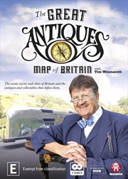 Great Antiques - Map Of Britain, The | DVD