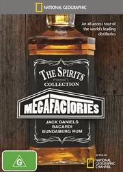 National Geographic - Megafactories - The Spirits Collection