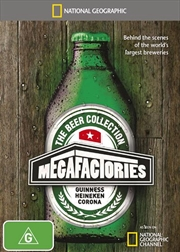 National Geographic - Megafactories - The Beer Collection