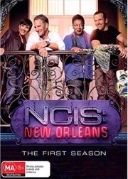 NCIS - New Orleans - Season 1 | DVD