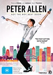 Peter Allen - Not The Boy Next Door | DVD