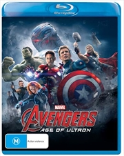 Avengers - Age Of Ultron | Blu-ray