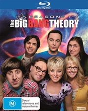 Big Bang Theory - Season 1-8 | Boxset, The