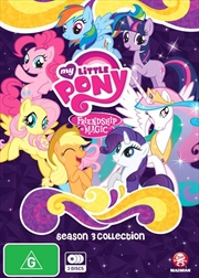 My Little Pony Friendship Is Magic - Season 3 | Collection | DVD