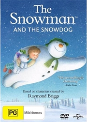 Snowman And The Snowdog, The