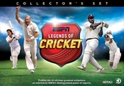 ESPN - Legends Of Cricket Collector's Gift Set | DVD