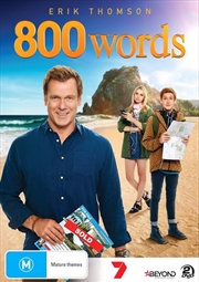800 Words | DVD