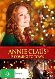 Annie Claus Is Coming To Town | DVD