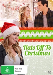 Hats Off To Christmas! | DVD