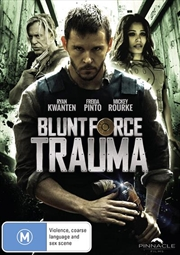 Blunt Force Trauma | DVD
