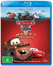 Cars Toon Collection - Mater's Tall Tales