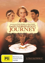 Hundred Foot Journey, The | DVD