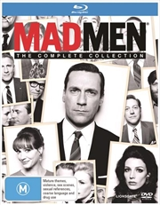 Mad Men - Season 1-7 | Boxset | Blu-ray