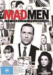 Mad Men - Season 1-7 | Boxset | DVD