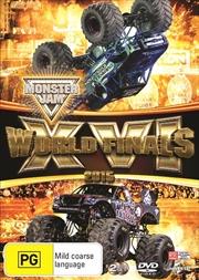 Monster Jam - World Finals XVI