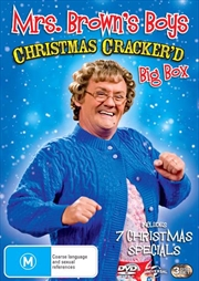 Mrs. Brown's Boys - Christmas Cracker'd | Big Box