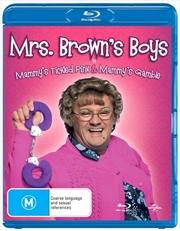 Mrs. Brown's Boys - Mammy's Tickled Pink / Mammy's Gamble | Blu-ray