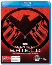 Agents Of SHIELD - Season 2