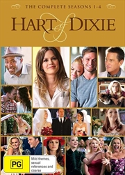 Hart Of Dixie - Season 1-4 | Boxset
