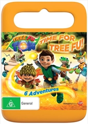 Tree Fu Tom - Time For Tree Fu | DVD