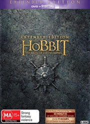 Hobbit - The Battle Of The Five Armies - Extended Edition, The
