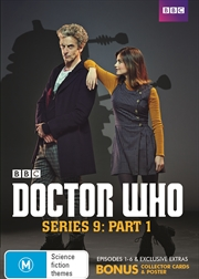Doctor Who - Series 9 - Part 1 - Limited Edition