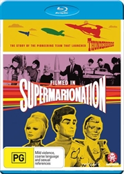 Filmed In Supermarionation | Blu-ray