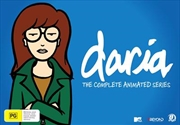 Daria - The Complete Animated Series | Collector's Gift Set