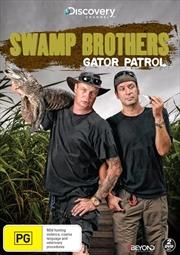 Swamp Brothers - Gator Patrol | DVD