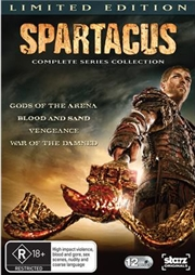 Spartacus - Complete Series Collection