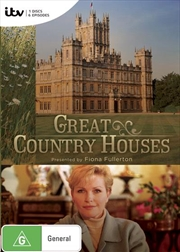 Great Country Houses - Series 1
