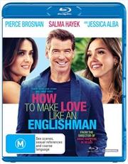 How To Make Love Like An Englishman   Blu-ray