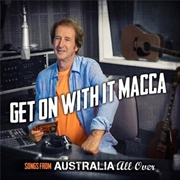 Get On With It Macca | CD