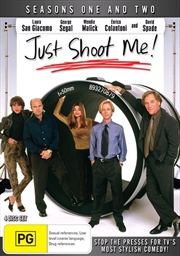 Just Shoot Me! - Season 1-2 | DVD