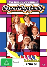 Partridge Family - Season 1, The | DVD