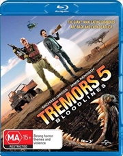 Tremors 5 - Bloodlines | Blu-ray