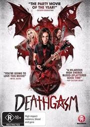 Deathgasm | DVD