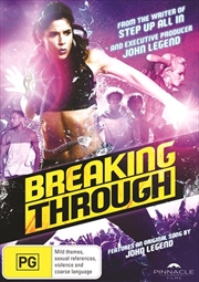 Breaking Through | DVD
