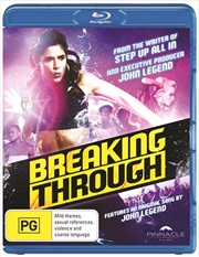 Breaking Through | Blu-ray