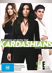 Keeping Up With The Kardashians - Season 10 - Part 2 | DVD