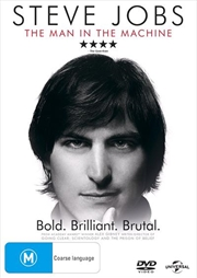Steve Jobs - The Man In The Machine
