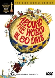 Around The World In 80 Days  - Special Edition